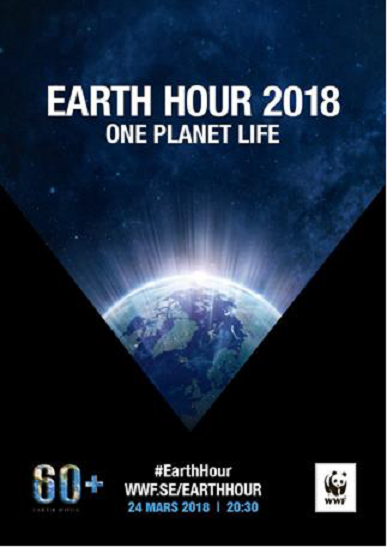 Earth Hour 24/3